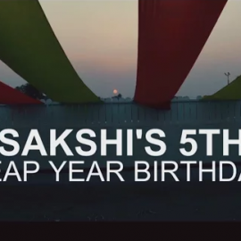Sakshi's 5th Leap Year Lipdub Pool Party
